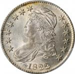1822/1 Capped Bust Half Dollar. O-101. Rarity-1. MS-62 (PCGS). CAC.