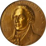 1957 United States Assay Commission Medal. Bronze. 76 mm. By George T. Morgan and Frank Gasparro. JK