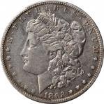 1893-CC Morgan Silver Dollar. EF-40 (PCGS).