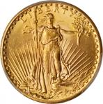 1927 Saint-Gaudens Double Eagle. MS-64+ (PCGS).