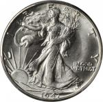 1947-D Walking Liberty Half Dollar. MS-65 (PCGS).
