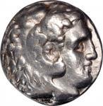 SYRIA. Seleukid Kingdom. Seleukos I Nikator, 312-281 B.C. AR Tetradrachm (17.04 gms), Babylon I Mint