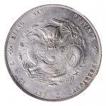 江南省造甲辰七钱二分字面点 NGC MS 61 CHINA. Kiangnan. 7 Mace 2 Candareens (Dollar), CD (1904)