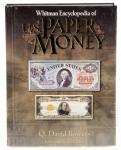 Pair of U.S. Paper money books by Q. David Bowers, both presented to Brent Pogue:
