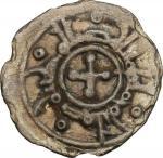 Monete e Medaglie di Zecche Italiane, Palermo.  Guglielmo II (1166-1189). Quarto di tercenario. Sp.