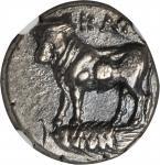 BITHYNIA. Calchedon. AR Siglos (5.35 gms), ca. 400-350 B.C.