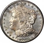 1895-S Redfield Morgan Silver Dollar. MS-64 (NGC).