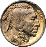 1915-D Buffalo Nickel. MS-66 (PCGS).