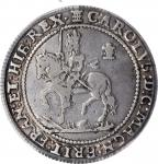 GREAT BRITAIN. Half Pound (10 Shillings), 1642. Charles I (1625-49). PCGS VF-25 Secure Holder.