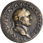 VESPASIAN, A.D. 69-79. AE Sestertius, Rome Mint, ca. A.D. 71.
