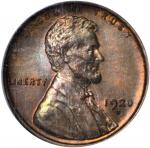 1920-D Lincoln Cent. MS-65 RB (PCGS). OGH.