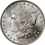 1882 Morgan Silver Dollar. MS-67 (PCGS).