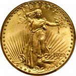 1922-S Saint-Gaudens Double Eagle. MS-66+ (PCGS). CAC.