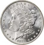 1883 Morgan Silver Dollar. MS-66 (NGC). CAC.