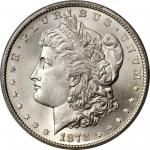1878-CC Morgan Silver Dollar. MS-66+ (PCGS). CAC.