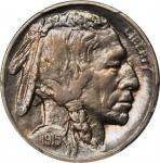 1915-S Buffalo Nickel. MS-64 (PCGS).