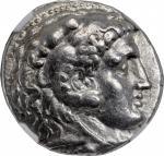SYRIA. Seleukid Kingdom. Seleukos I Nikator, 312-281 B.C. AR Tetradrachm (17.16 gms), Seleukeia on t