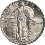 1926-D Standing Liberty Quarter. MS-64 FH (PCGS). CAC.
