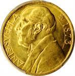 CZECHOSLOVAKIA. Ducat, 1933. Kremnica Mint. PCGS MS-64 Gold Shield.