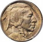 1919-S Buffalo Nickel. MS-64 (PCGS). CAC.