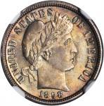 1898-O Barber Dime. MS-65 (NGC).