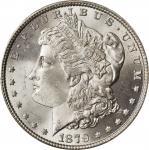 1879 Morgan Silver Dollar. MS-66 (PCGS).