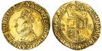 Elizabeth I (1558-1603), Half-Pound, second issue, 4.95g, mm. cross crosslet, elizabeth?d! g! ang! f