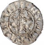 ARMENIA. Tram, ND (1198-1219). Sis Mint. Levon I. NGC MS-65.