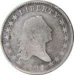 1794 Flowing Hair Half Dollar. O-102, T-8. Rarity-6+. Good Details--Cleaned (PCGS).