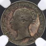 GREAT BRITAIN Victoria ヴィクトリア(1837~1901) 4Pence 1839 NGC-PF62  Proof -UNC
