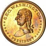 Circa 1863 T. Brimelow Civil War store card. Musante GW-665, Baker-521A, Fuld NY630K-8b. Rarity-6. B