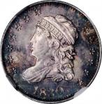 1830 Capped Bust Half Dime. LM-2. Rarity-3. MS-63 (NGC).
