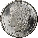 1880/79-CC GSA Morgan Silver Dollar. VAM-4. Top 100 Variety. Reverse of 1878. MS-65 (NGC).