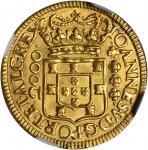 PORTUGAL. 2,000 Reis, 1713-P. Porto Mint. Joao V (1706-50). NGC MS-65.