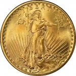 1909/8 Saint-Gaudens Double Eagle. FS-301. MS-66+ (PCGS). CAC.