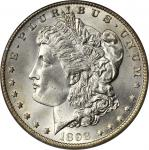 1898-O Morgan Silver Dollar. MS-67 (PCGS). CAC.