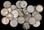 民国银币一组275枚 极美