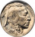 1930-S Buffalo Nickel. MS-66+ (PCGS).
