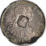 GREAT BRITAIN. Dollar, ND (1804).George III (1760-1820). NGC AU-50.