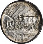 1936 Oregon Trail Memorial. MS-66+ (PCGS).