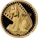 NIUE. Set of (6) Disney Gold 200 Dollars, 2014. Perth Mint. NGC PROOF-70 ULTRA CAMEO.