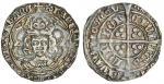 Henry VII (1485-1509), Groat, type IIIB/C mule, 3.05g, m.m. pansy, henric di gra rex angl z franc, r