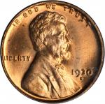 1930-D Lincoln Cent. MS-65 RD (PCGS). OGH--First Generation.