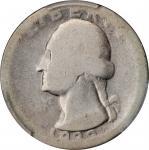 1932-D Washington Quarter. Poor-1 (PCGS).