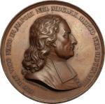 Monete e Medaglie di Zecche Italiane, Napoli. Medaglia 1845 per il Congresso degli scienziati. DAuri