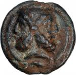 ROMAN REPUBLIC. AE Aes Grave As (262.84 gms), Rome Mint, ca. 225-217 B.C. VERY FINE.