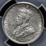 AUSTRALIA オーストラリア Shilling 1918M PCGS-AU55 EF