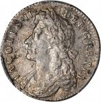 GREAT BRITAIN. Shilling, 1686. James II (1685-88). PCGS Genuine--Cleaning, AU Details Secure Holder.