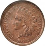 1882 Indian Cent. MS-64 BN (NGC).