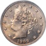 1909 Liberty Head Nickel. Proof-67 (PCGS). CAC.